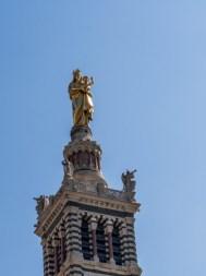 Marseille ; la Bonne Mère