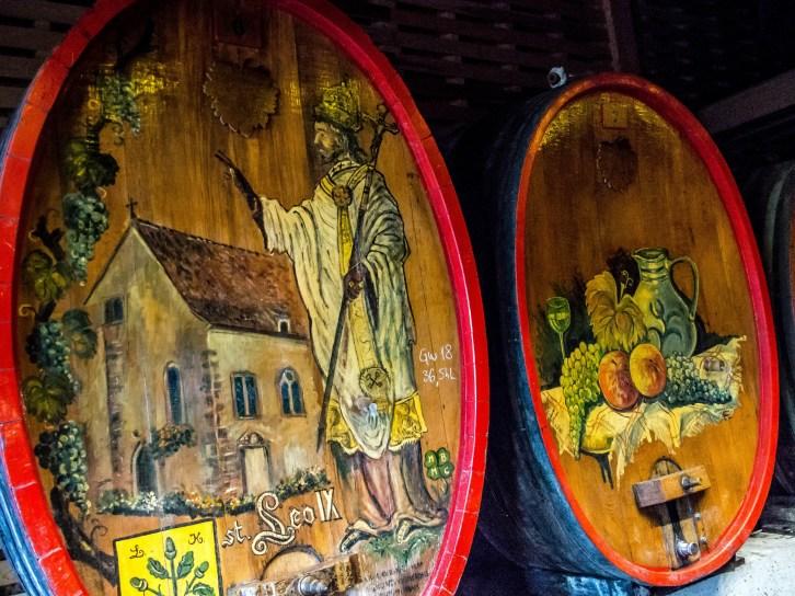 Vins d'Alsace : Domaine Achillée