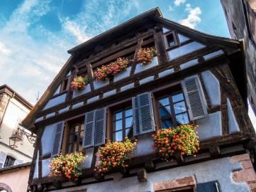 Route des Vins d'Alsace, Riquewihr