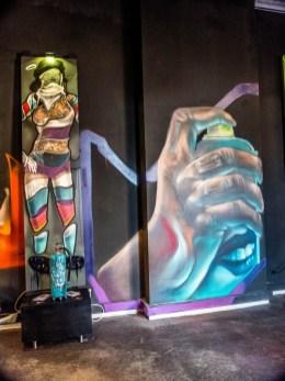 Charleroi : Pik pô Tattoo street art