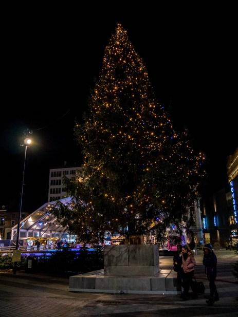 Marché de Noël de Charleroi