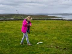 Une petite partie de golf ?