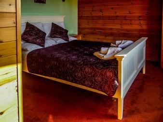 ïles Shetland, Unst : Baltasound Hotel