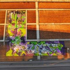 Fresque Street-ArtSide : L