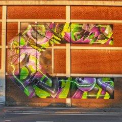 Fresque Street-ArtSide : C
