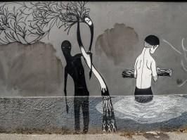 Street-art Ostiense, Rome