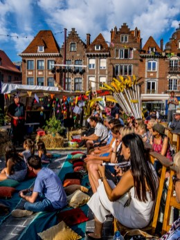 Rencontres Inattendues à Tournai