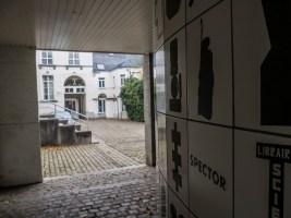 Dans les rues de Mons