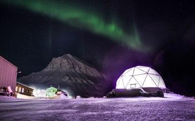 Polar Permancure par Francisco Mathos, avec l'autorisation de Benjamn Vidmar