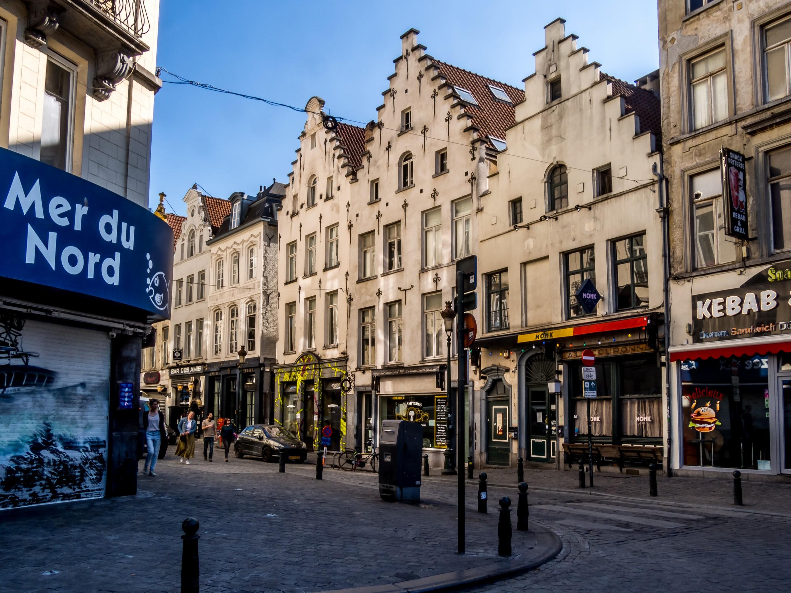 Sainte-Catherine, Bruxelles