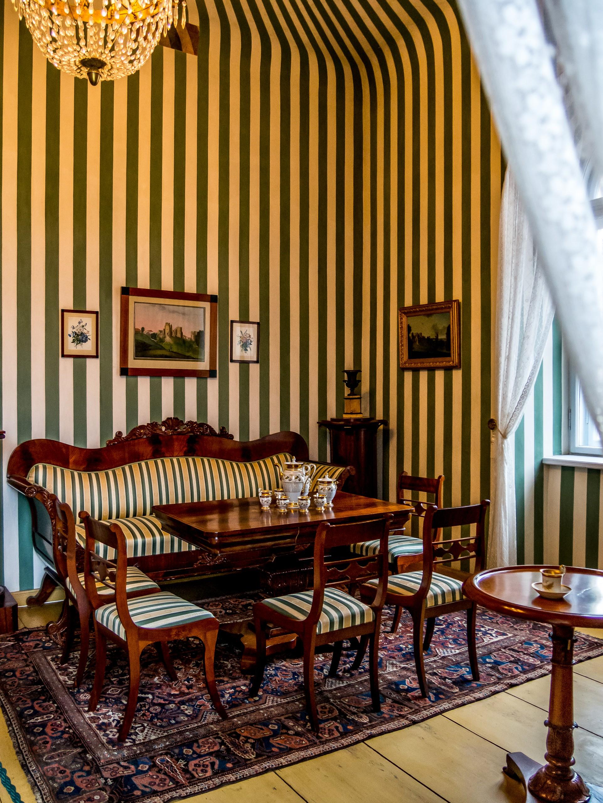 Château-manoir et musée de Cēsis