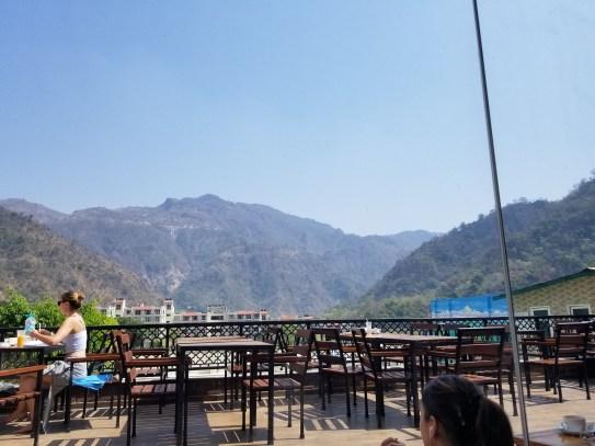 Rishikesh - view