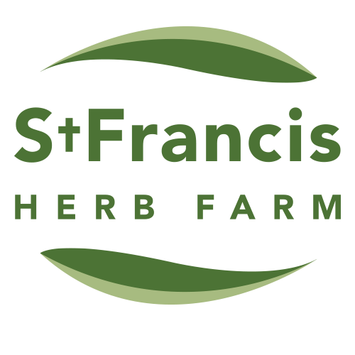 St Francsis Herb Farm official logo