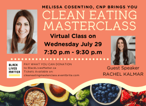 Masterclass with Guest Speaker