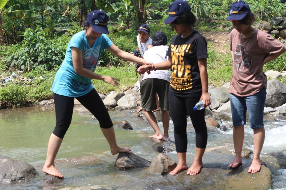 Program KKN UNPAD 2013 - bagian Majalengka - waktu Candrajaya (5/6)
