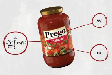 What's in This?: Ready-Made Pasta Sauce