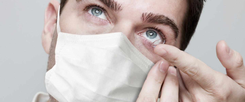 Coronavirus and Contact Lenses: Can COVID-19 Spread Through Eyes?