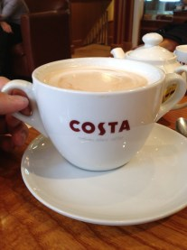 COSTA COFFEE ON MARCHMONT