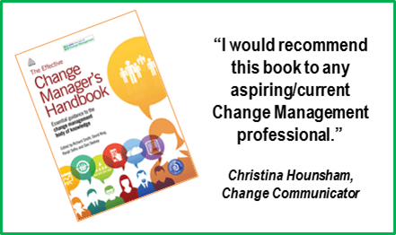 Change management handbook