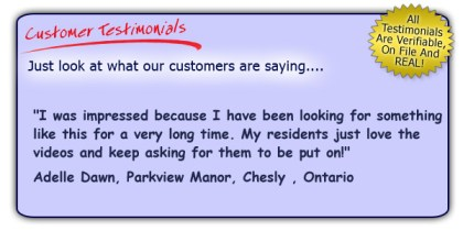 Just look at what some of our customers are saying ...