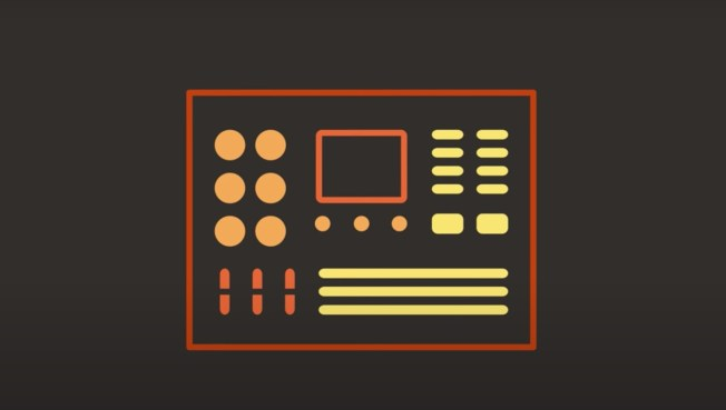 abstract image of the new Combinator in Reason 12