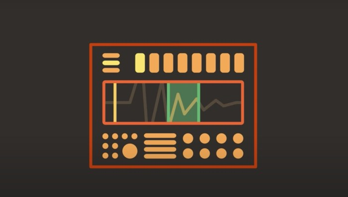 abstract image of the new sampler in Reason 12