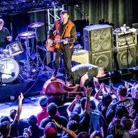 Reverend Horton's Rockabilly Heats Up Lafayette