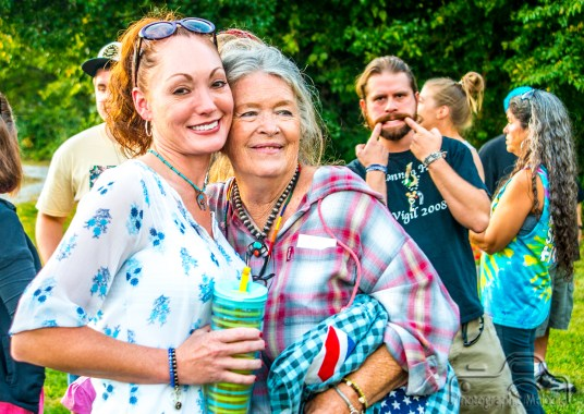The Shannon Hoon & Tim Forkeotes Vigil 2015 brought many amazing artists and beautiful devotees to the Dayton Cemetery in Dayton, Indiana on September 25 & 26, 2015. Photo cred Melodie Yvonne