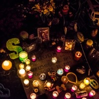 Shannon Hoon and Tim Forkeotes Vigil 2015