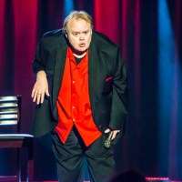 Louie Anderson Lavishes Lafayette With Laughter