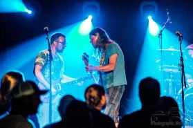 Many devoted Shannon Hoon fans journeyed to the Tones of Home Gathering to honor the legendary artist in his hometown and at the Lafayette Theater in Lafayette, Indiana on September 25, 2016. Photo cred Melodie Yvonne