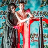 Photo Gallery - Transylvanian Lip Treatment presents Rocky Horror @ Indy Comic Con 4-14-2017