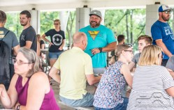 CityLife Church hosts Summer at the Park at Craig Park in Greenwood, Indiana on August 12, 2018