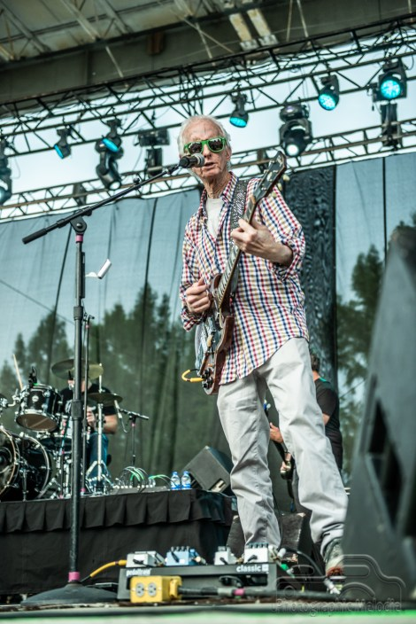 Robby Krieger & Company played a phenomenal show on the Chevrolet Free Stage at the Indiana State Fair on August 18, 2018