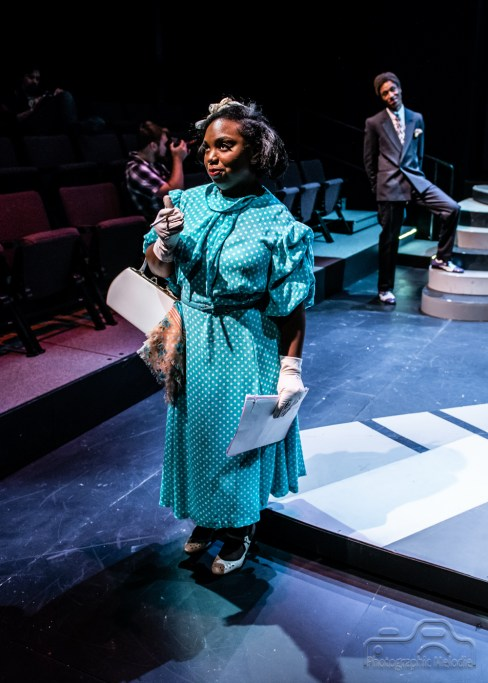 Purdue Theatre presents By the Way, Meet Vera Stark by Lynn Nottage and Directed by Guest Director Ameenah Kaplan at the Mallett Theatre in Yue-Kong Pao Hall September 21-29, 2018