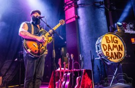 The Reverend Peyton's Big Damn Band created an extraordinary musical extravaganza with the help of Split Rail for their annual Black Friday event on November 23, 2018 at The Vogue Theatre
