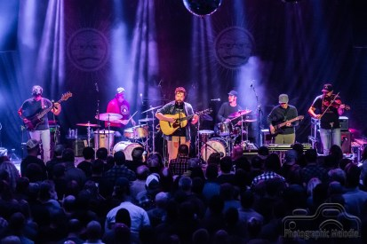 Tyler Childers with Blank Range put on a phenomenal show at The Vogue Theatre on November 15, 2018