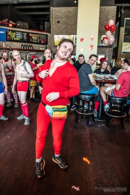 Cupid's Undie Run at The Tap was a fantastic event benefitting The Children's Tumor Foundation on February 9, 2019