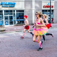 Cupid's Undie Run Benefits Children's Tumor Foundation