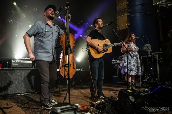 Yonder Mountain String Band with Fireside Collective put together an evening full of extravagant musical wonders at The Vogue Theatre in Indianapolis, Indiana on Thursday, March 14, 2019. Photo cred Melodie Yvonne