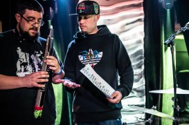IndyMojo Presents 420's Eve Party sponsored by Sam Ash Music Stores featuring Midwest Hype, Native Sun, and more was an extraordinary event at The Mousetrap on Friday, April 19, 2019. Photo cred Melodie Yvonne