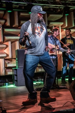 Gangstagrass performs live at the Hifi Indy presented by IndyMojo Presents, MOKB Presents, Sun King Brewery, Kolman Dental, P.C., and Do317 in Indianapolis, Indiana on Wednesday, May 15, 2019. Photo cred Melodie Yvonne