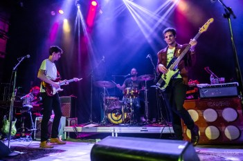 Houndmouth's second night of two with Harpooner at The Vogue Theatre was an extraordinary event courtesy of MOKB Presents, Sun King Brewing Company, WTTS, LUNA Music,and Do317 on Saturday, April 27, 2019. Photo cred Melodie Yvonne