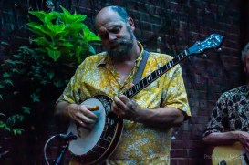 Big Howdy entertains with a magical set at the Tabard Inn on Wednesday, July 3, 2019. Photo cred Melodie Yvonne