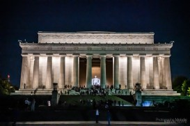 It was a beautiful day and evening for gazing at our nation's treasures during a walk through Washington, D.C. and Arlington on July 9, 2019. Photo cred Melodie Yvonne