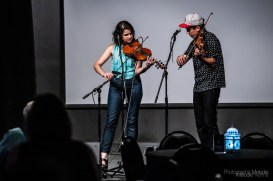 10 String Symphony created a harmonious adventure with jovial banter and phenomenal melodies at Carnahan Hall on Wednesday, July 31, 2019. Photo cred Melodie Yvonne
