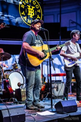 Bigfoot Yancey​ brought their one-of-a-kind musical prowess and downhome charm to the Palladium for a casual evening of phenomenal music and fun on Friday, August 23, 2019. Photo cred Melodie Yvonne