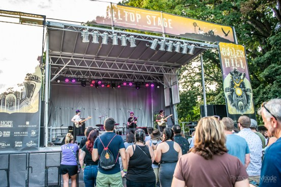 Holler On The Hill was a beautiful experience including amazing live music from SUSTO, phenomenal vendors, food trucks, and fun at historic Garfield Park on Saturday, September 21, 2019.