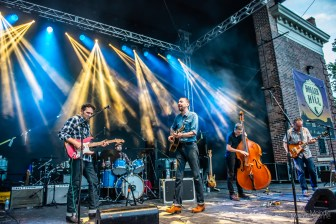 Holler On The Hill was a beautiful experience including amazing live music from Justin Townes Earle, phenomenal vendors, food trucks, and fun at historic Garfield Park on Saturday, September 21, 2019.