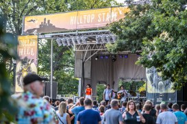 Holler On The Hill was a beautiful experience including amazing live music by Mipso, phenomenal vendors, food trucks, and fun at historic Garfield Park on Saturday, September 21, 2019.